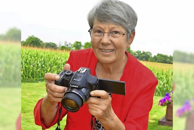 Altstadträtin Eva-Maria Einert feiert 75. Geburtstag - sie war als erste Frau im Gemeinderat