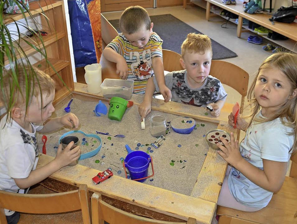 Im Gemeindekindergarten in Friedenweil...szeiten und auch die Gebühren erhöht.     Foto: Liane Schilling