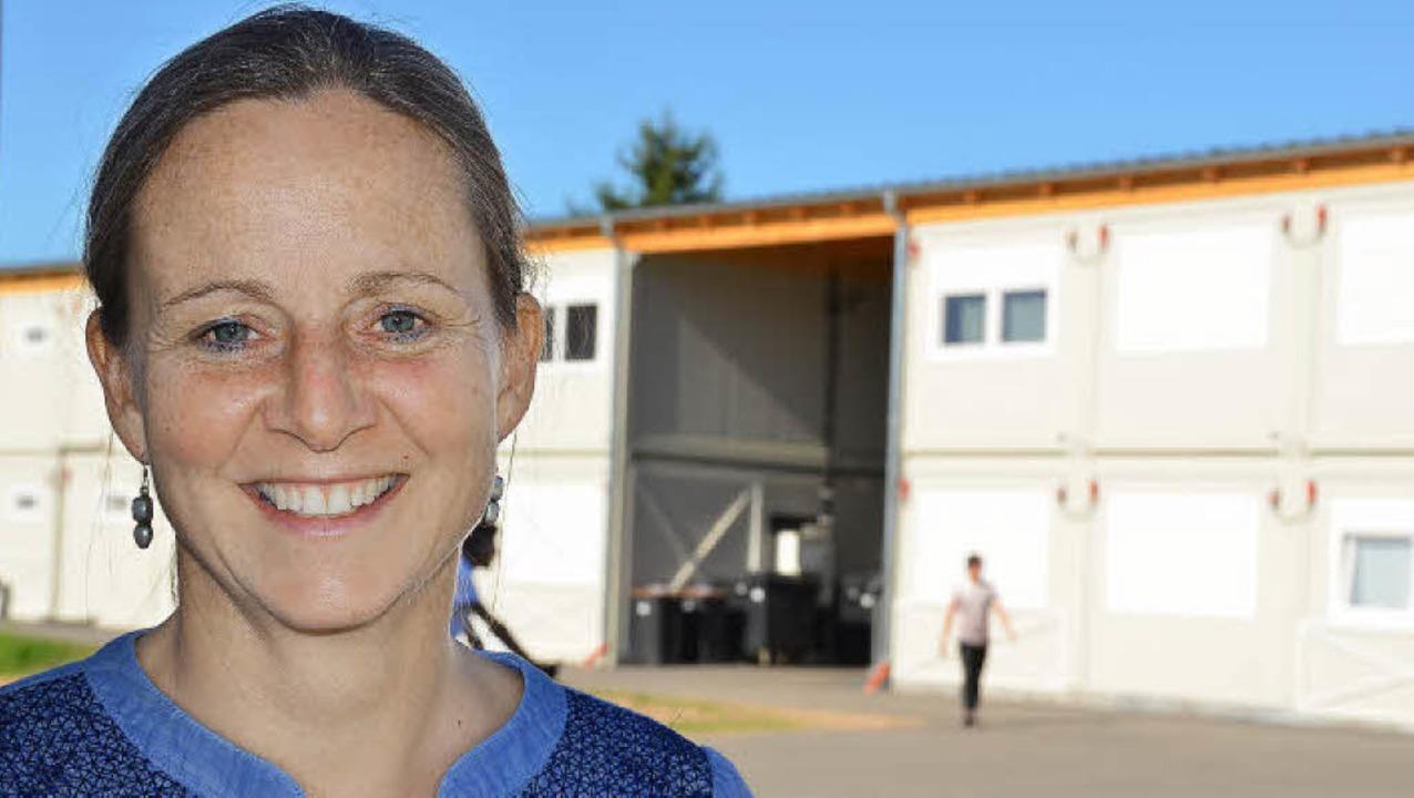 Ulrike Williams ist die neue Leiterin der GU in der Kraftwerkstraße.   | Foto: Ralf H. Dorweiler