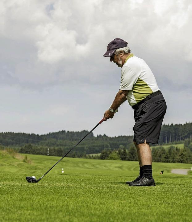 Mit der Hochschwarzwaldcard wird Golfe...ner und Anfänger ein Gratisvergnügen.   | Foto: Golfclub Hochschwarzwald