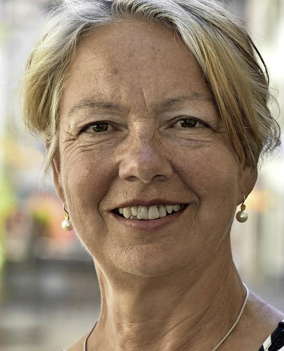 Heide Fischer    Foto: T. Kunz