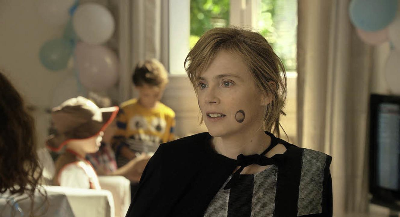 Neurotisch und zaghaft: Pauline (Isabelle Carré)     Foto: Neue Visionen Filmverleih