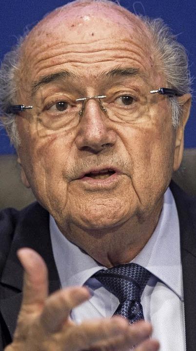 Blatter  | Foto: dpa