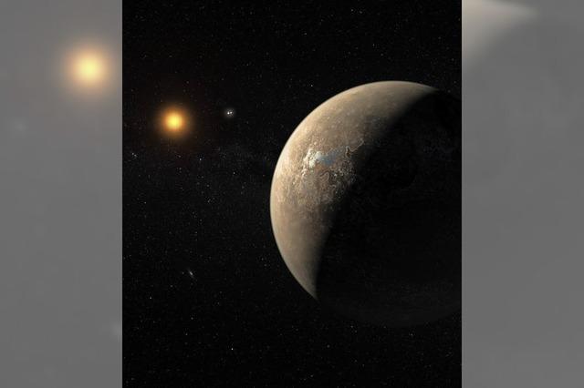 Forscher entdecken Nachbarn der Erde