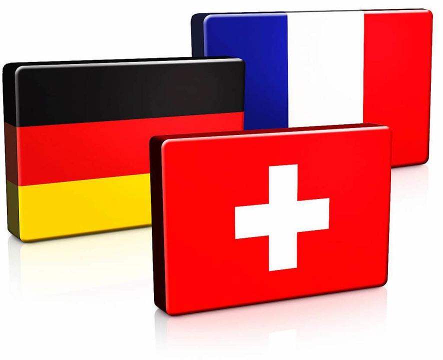 Drei Länder – ein Stadtteil?  | Foto: Fotolia.com - Andrew Johnson