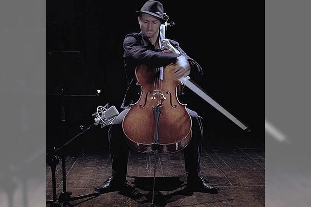 Solosuiten von Bach mit Cellist Cyprian Kohut