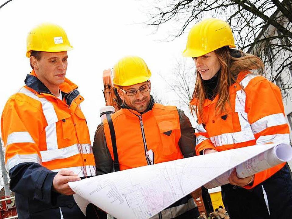 Bei regioDATA dürfen Sie die Leitung von Projekten übernehmen.  | Foto: Promotion