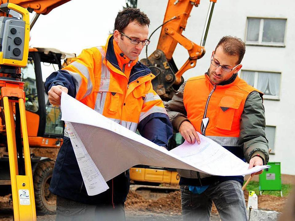 Arbeiten bei einem führenden Dienstleister Südbadens  | Foto: Promotion