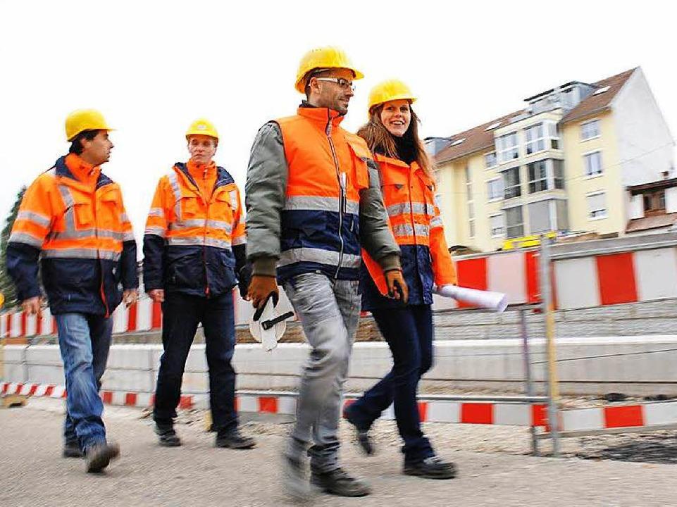 regioDATA sucht Zeichner und Bauleiter.  | Foto: Promotion