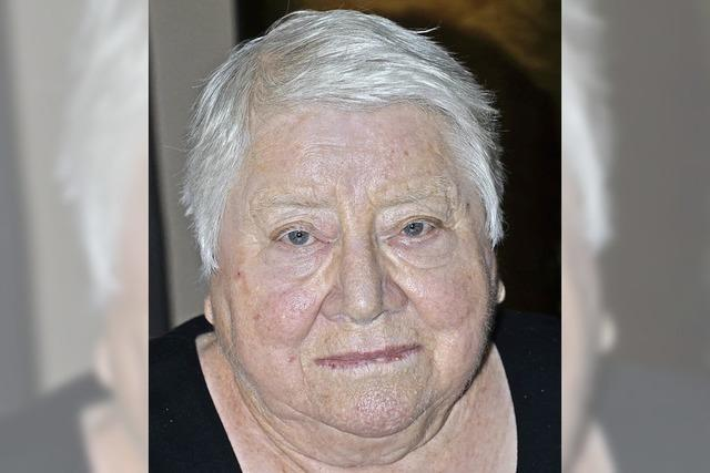 Ida Strangulis 90 Jahre alt