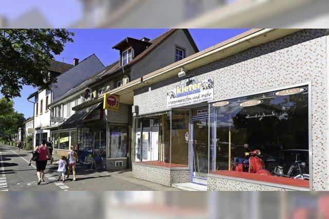 An der Uffhauser Straße müssen Läden Wohnungen weichen