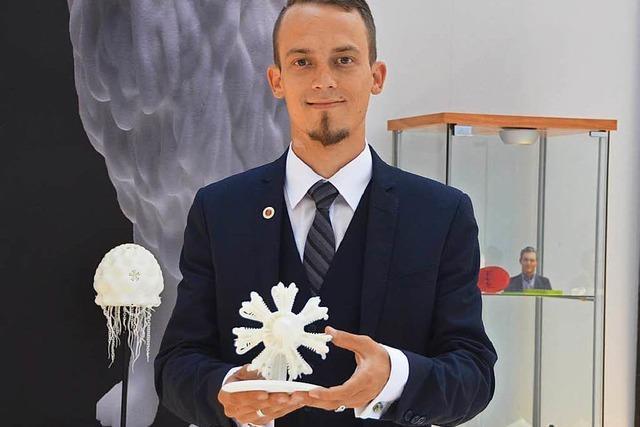 Fabb-It startet in Lörrach mit 3D-Druckern durch