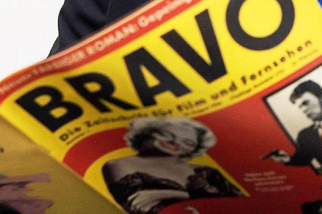Seit 60 Jahren lesen Teenager die Zeitschrift Bravo