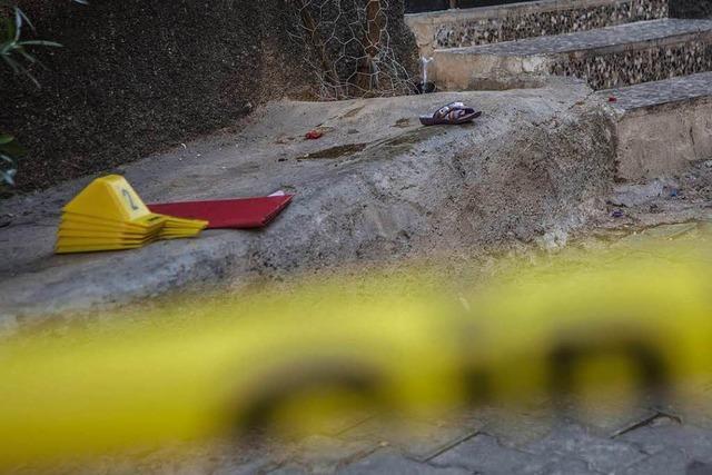 Mindestens acht Tote bei Anschlag auf Polizei im Südosten der Türkei