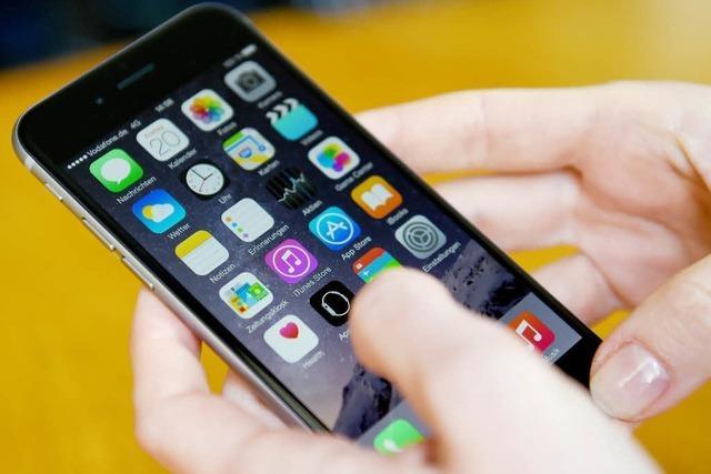 Was tun gegen Datenklau auf dem Handy?