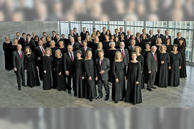 Saisonstart des Sinfonieorchesters Basel mit MDR-Rundfunkchor