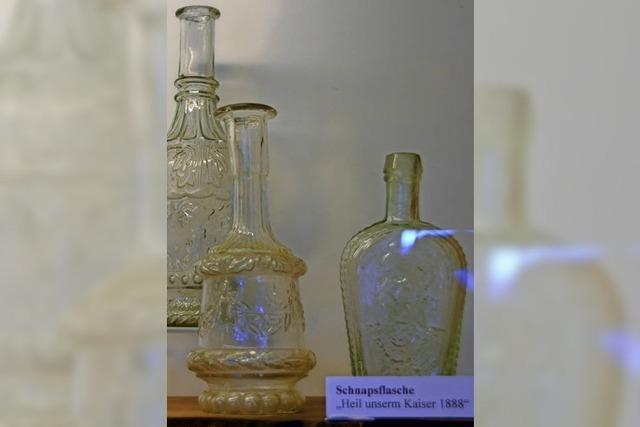 Ausstellung: Äulemer Glas und mehr... in Schluchsee