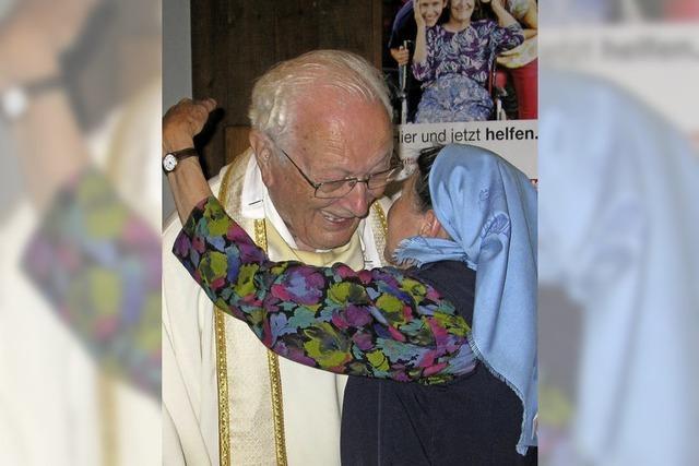 Seit 65 Jahren im Dienste Gottes