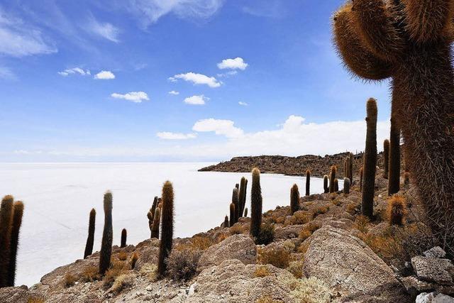 Das bolivianische Hochland vom Fotografen Bernd Schumacher in Bernau