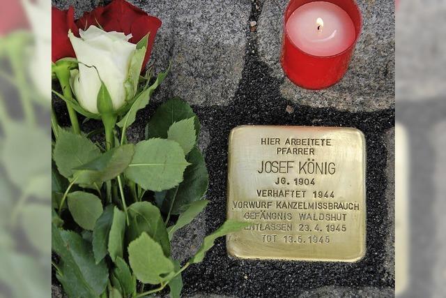 Neue Stolpersteine erinnern an Mord und Verfolgung