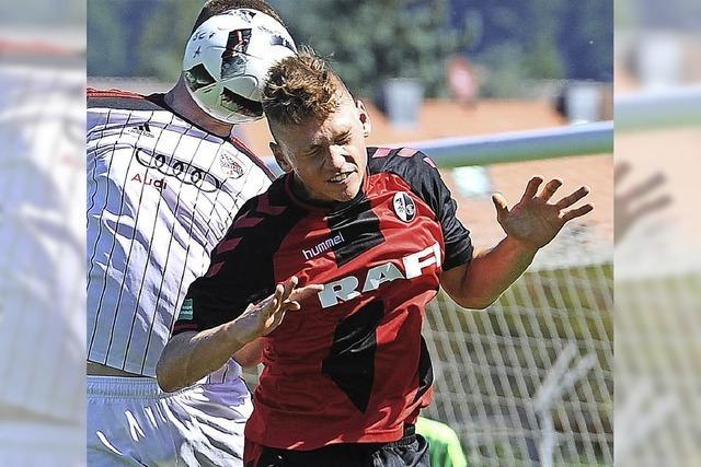Freiburger A-Junioren spielen Remis