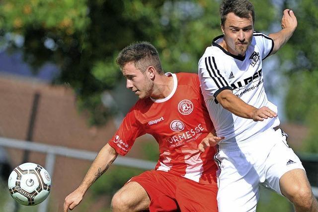 FC Löffingen nach Sieg Tabellenzweiter in der Landesliga