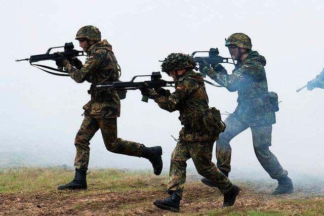 Militärischer Abschirmdienst soll Rekruten überprüfen