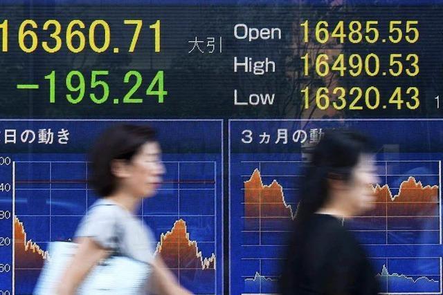 Notenbanken kommen aus dem Krisenmodus nicht heraus