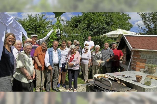 Senioren genießen Ferienfreizeit mit Programm