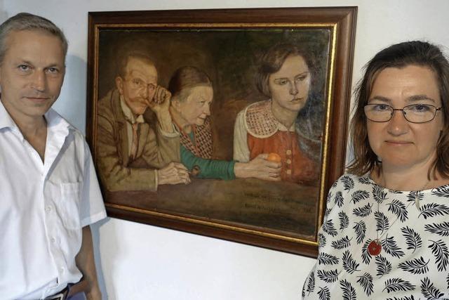 Eine Künstlerfamilie im Blickpunkt