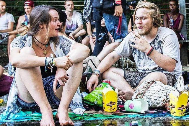 Grenzenlos und Street-Food-Fest künftig an zwei Terminen