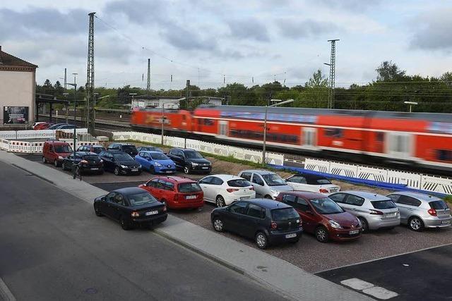 Sanierung des Lahrer Bahnhofs startet mit sieben Monaten Verspätung
