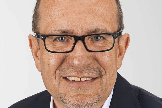 Oliver Friebolin ist Kandidat