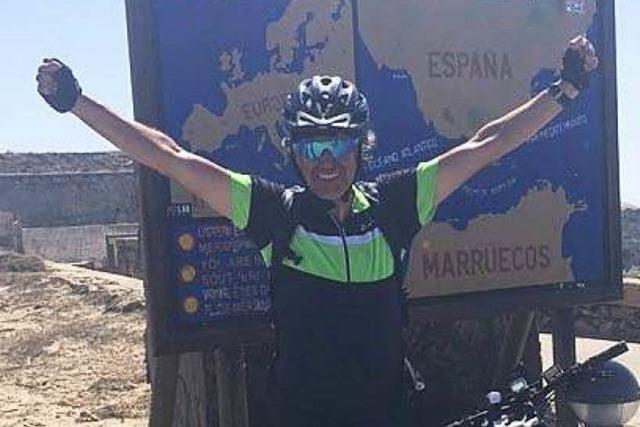 Vom Nordkap nach Andalusien geradelt
