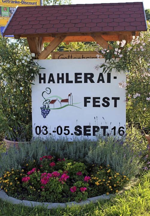Am Wochenende lädt Gottenheim zum Hahl... des Festbetriebs in die  Hauptstraße.  | Foto: mario schöneberg