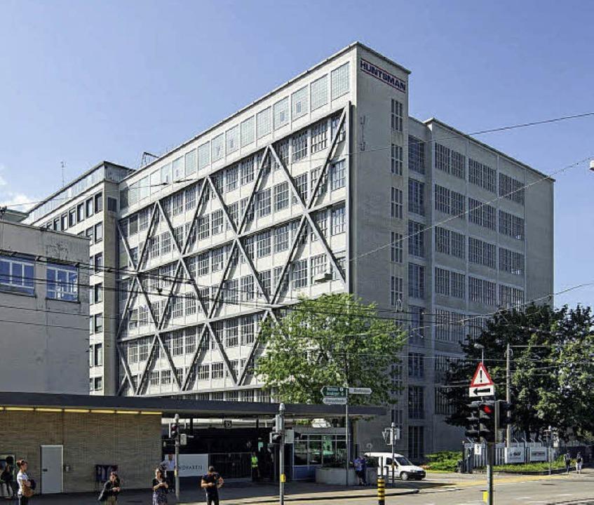 Einst die größte Textilfarbfabrik der Welt  | Foto: ZVG Novartis/BASF