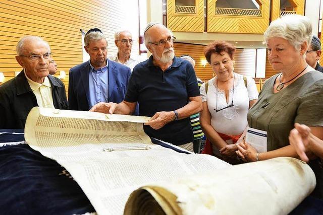 Beim Tag der Jüdischen Kultur steht die Sprache im Mittelpunkt