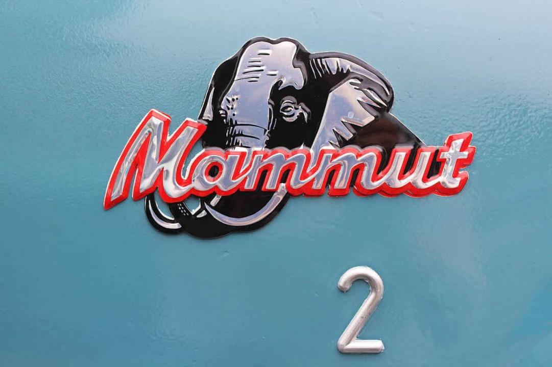 Mammuts auch ...  | Foto: Christa Maier