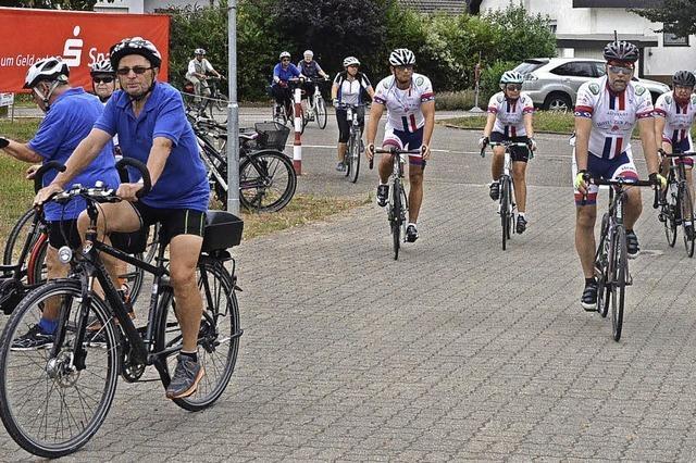 Kaiserstuhl-Tuniberg-Radtour kämpft mit sinkenden Teilnehmerzahlen