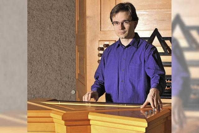 Marc-Garnier-Orgel auf CD