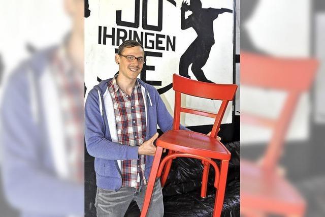 Ihringer Jugendreferent David Leiser wird Schulsozialarbeiter in Freiburg