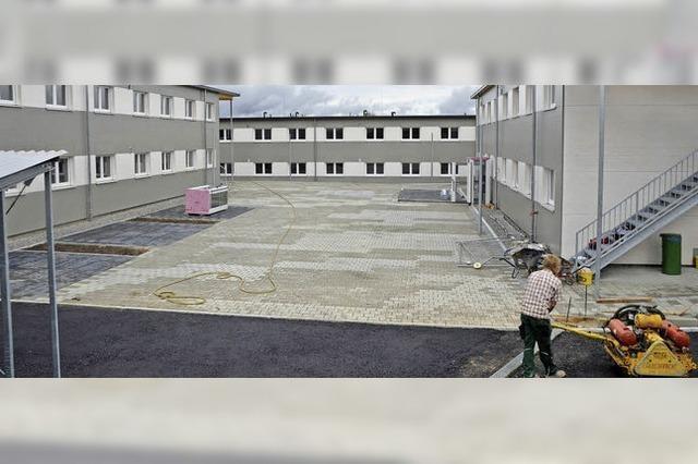 Flüchtlinge ziehen aus Neustadt in neue Löffinger Unterkunft