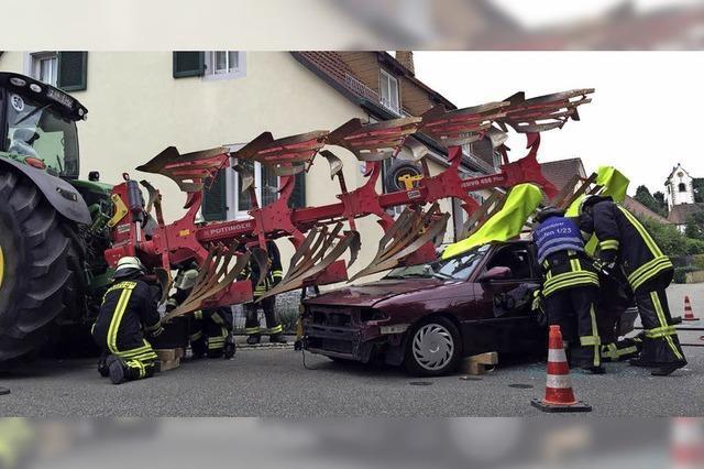 Die Arbeit der Feuerwehr hautnah erleben
