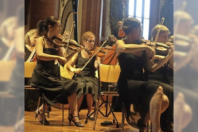 Unbeschreiblich weiblich: Les Elles Symphoniques