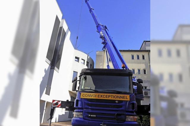 Dachsanierung kommt voran: Konzerthaus bekommt neue Oberlichter