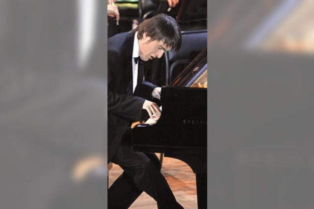 Der Russe Daniil Trifonov gilt als einer der genialsten Pianisten seiner Generation