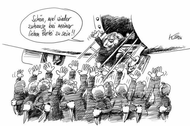 Zurück vom G-20-Gipfel