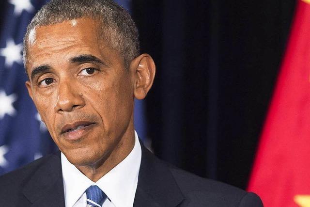 Obama besucht das einst zerbombte Laos