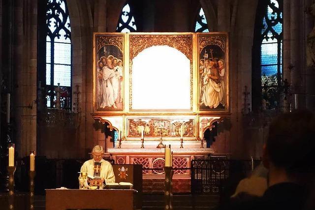 Warum im Münster um den 8. September ein Lichtphänomen zu sehen ist