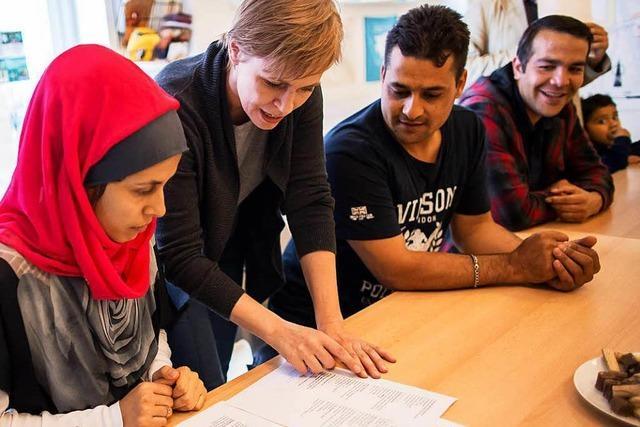 Psychologin über Flüchtlingsarbeit: